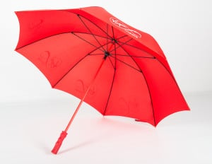 Umbrellas & Parasols Virgin Media Promotional Umbrella