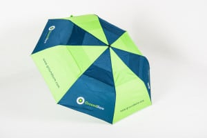 Pantone Match Printing for Branded Umbrellas
